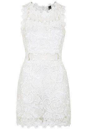 Wedding - Fitted Lace Dress