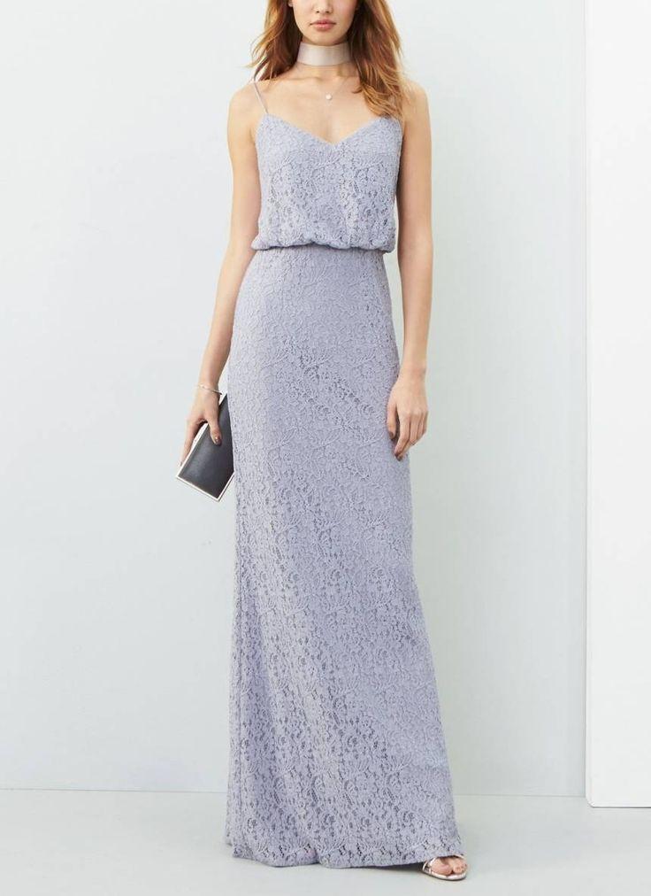Wedding - Lace Blouson Gown