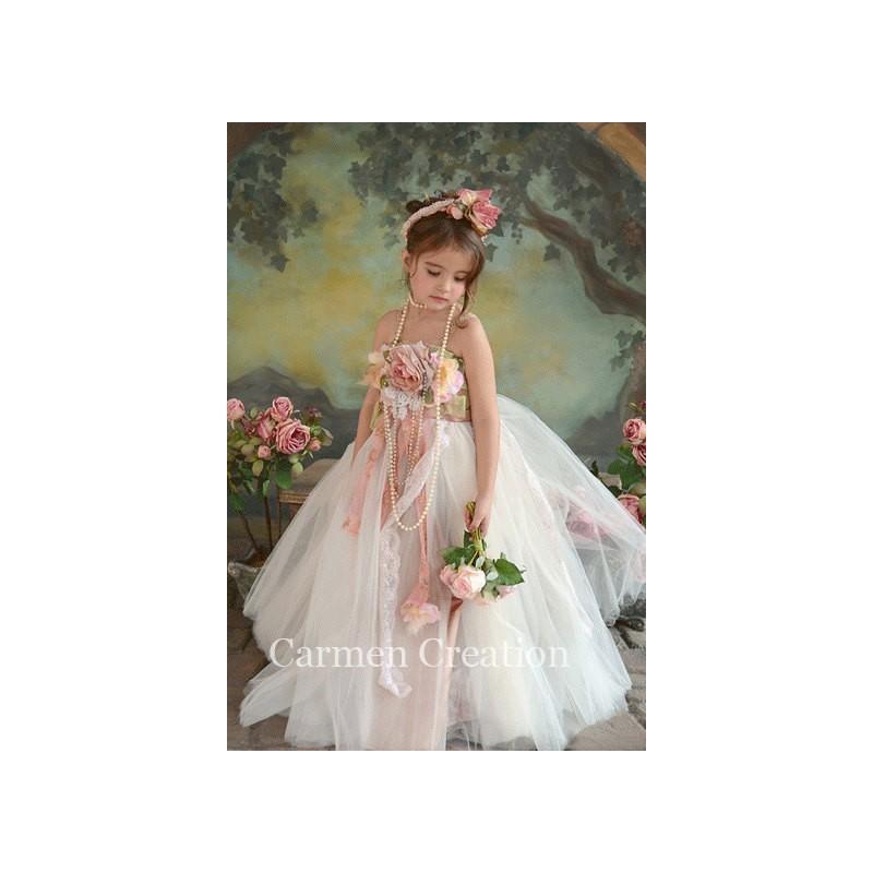 Wedding - Fairy Dress Heather - Hand-made Beautiful Dresses
