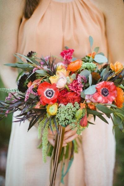 Wedding - Santa Fe Photo Shoot From Jess Barfield Photography