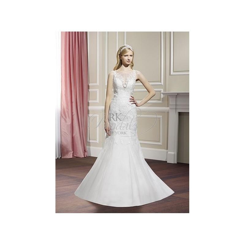 Wedding - Moonlight Bridal Fall 2014 - Style 6316 - Elegant Wedding Dresses