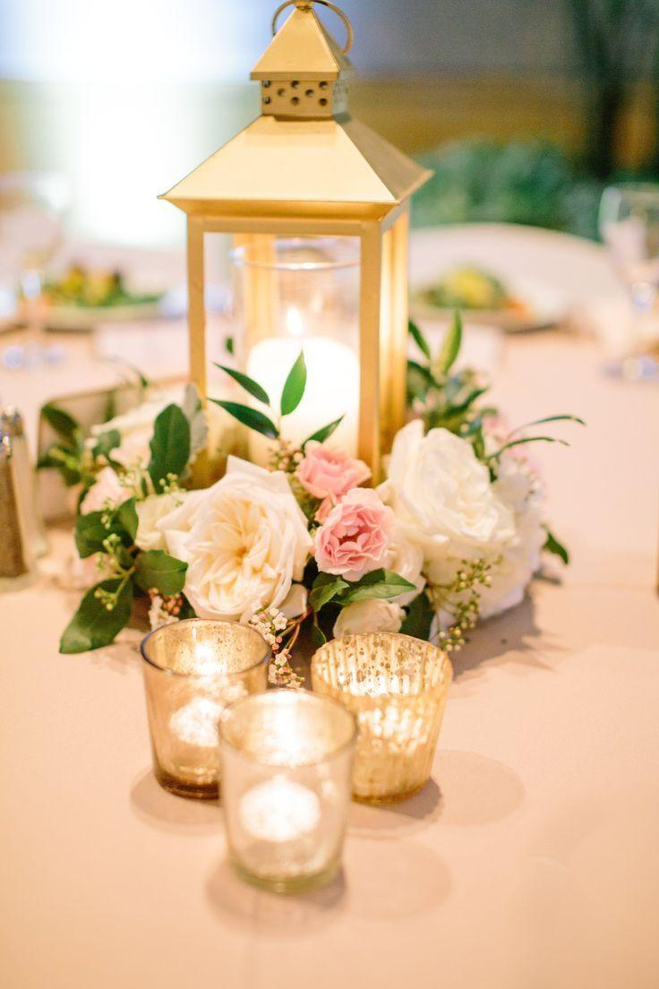 Wedding - Pink And Gold Wedding Theme