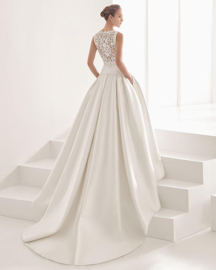 زفاف - Nao - 2017 Bridal Collection. Rosa Clará.