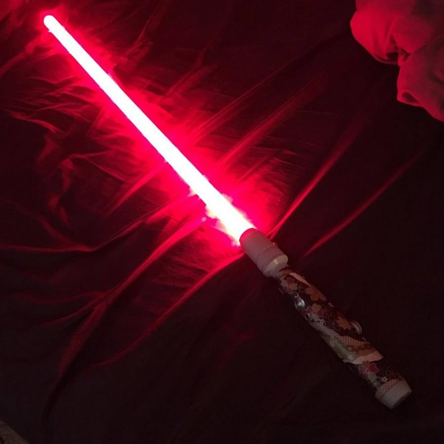 Wedding - Autumn Spectre Custom MHS saber Star wars, Lightsaber, jedi, sith