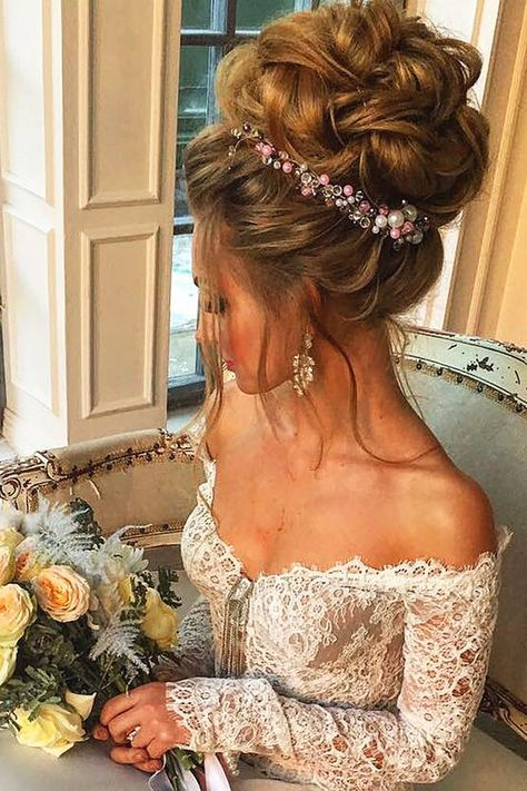 Boda - 24 Timeless Bridal Hairstyles