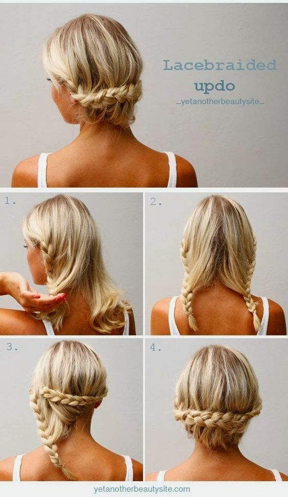 Boda - Peinados
