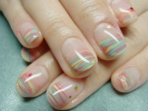 Mariage - Nail Art