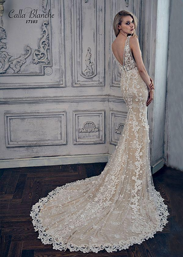 Wedding - Calla Blanche Wedding Dresses 2017