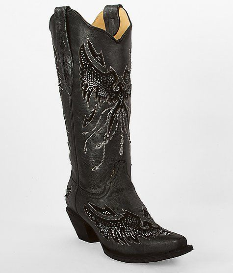 Wedding - Corral Eagle Cowboy Boot - 's