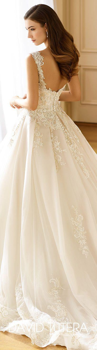 Mariage - Wedding Dress Inspiration - David Tutera