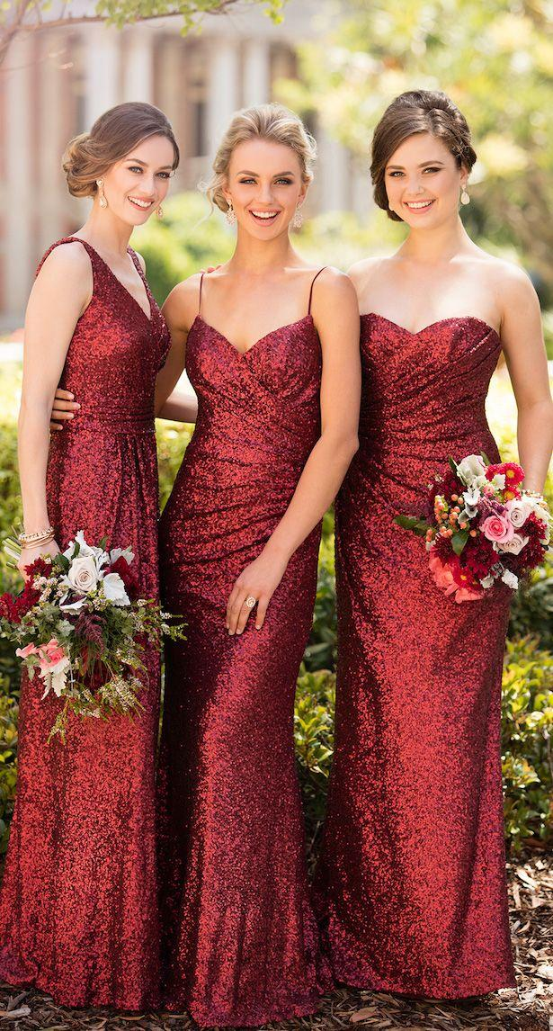 Mariage - Sorella Vita Bridesmaid Dress Collection