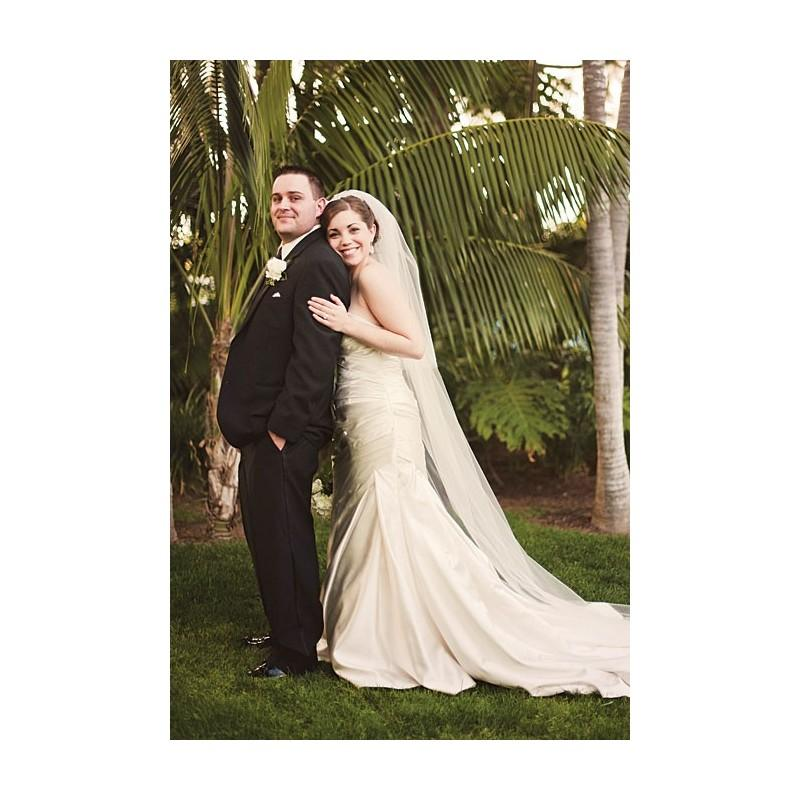 Boda - Ashley & Stephen in Anaheim, CA - Stunning Cheap Wedding Dresses