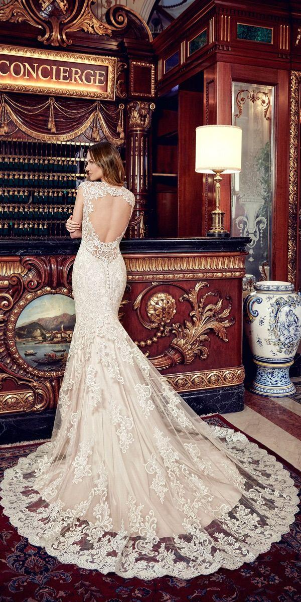 Wedding - Eddy K. Wedding Dresses 2018