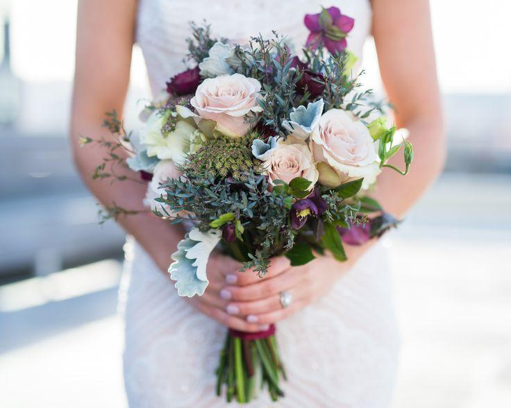 Mariage - Wedding Flowers/Color Schemes