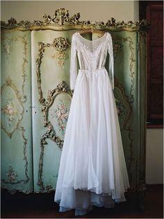 زفاف - EDressMe - Camille La Vie Lace Applique Illusion Tulle Wedding Dress