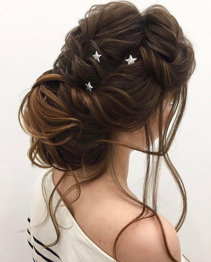 Wedding - This Gorgeous Updo Wedding Hairstyle Inspiration May Just Be Perfect For You