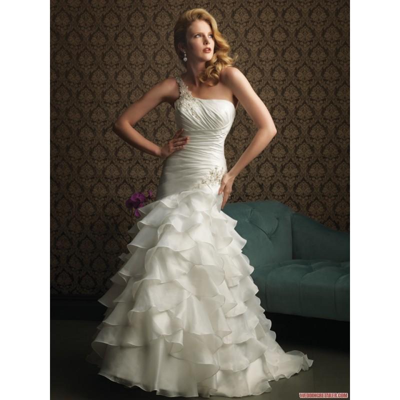 Wedding - Allure Bridals - Style 8766 - Junoesque Wedding Dresses