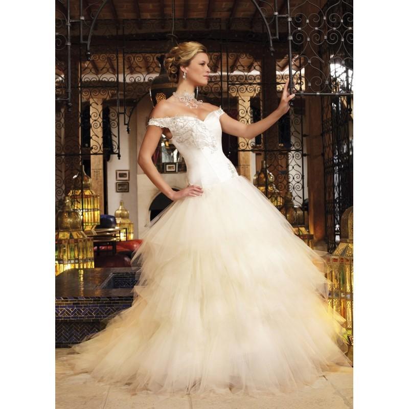 Hochzeit - Eli Shay, Demoiselle écrue - Superbes robes de mariée pas cher