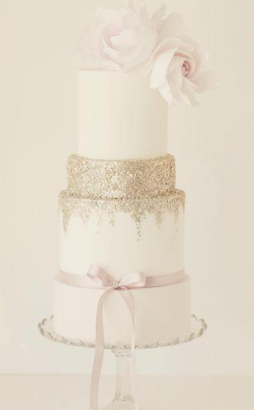 Wedding - Wedding Cake Inspiration - Cotton & Crumbs
