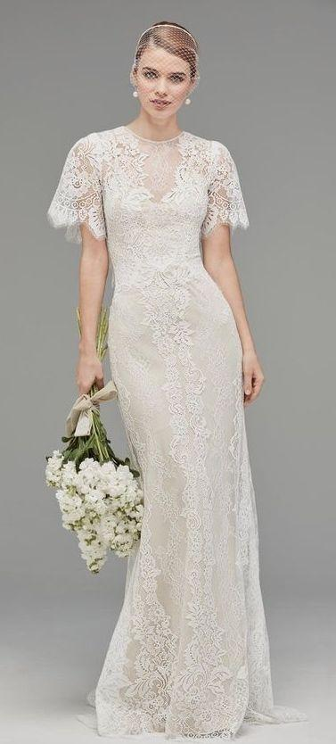 Свадьба - Wedding Dress Inspriation - Watters