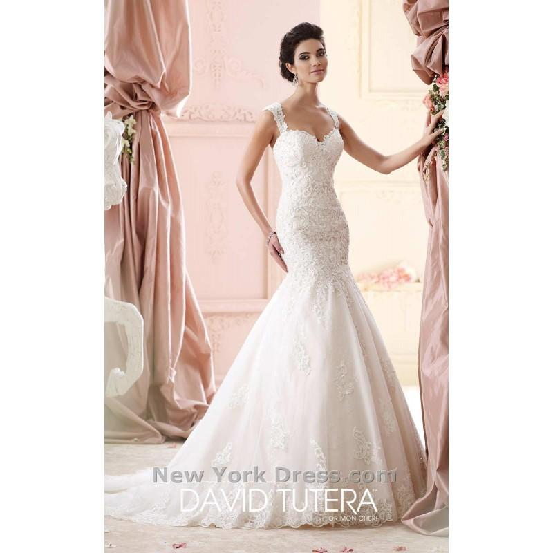 Wedding - David Tutera 215261 - Charming Wedding Party Dresses