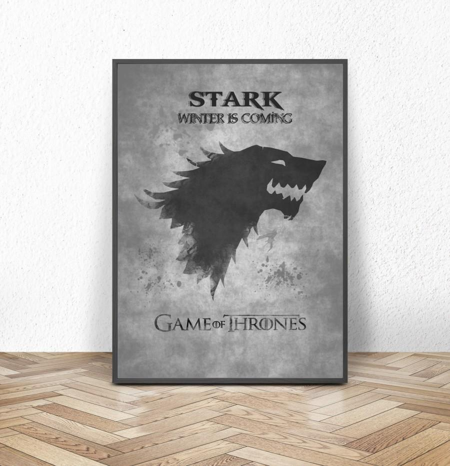 Game of thrones cafe game of thrones office decor game for Game of thrones gifts for men
