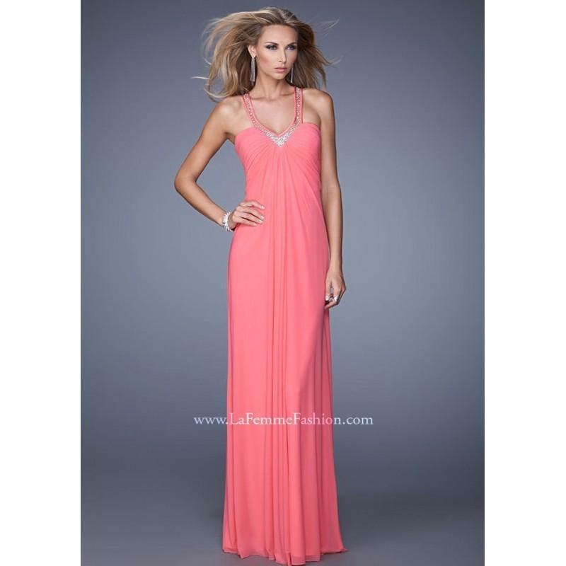 Свадьба - La Femme 20903 Sparkly Evening Gown - 2017 Spring Trends Dresses