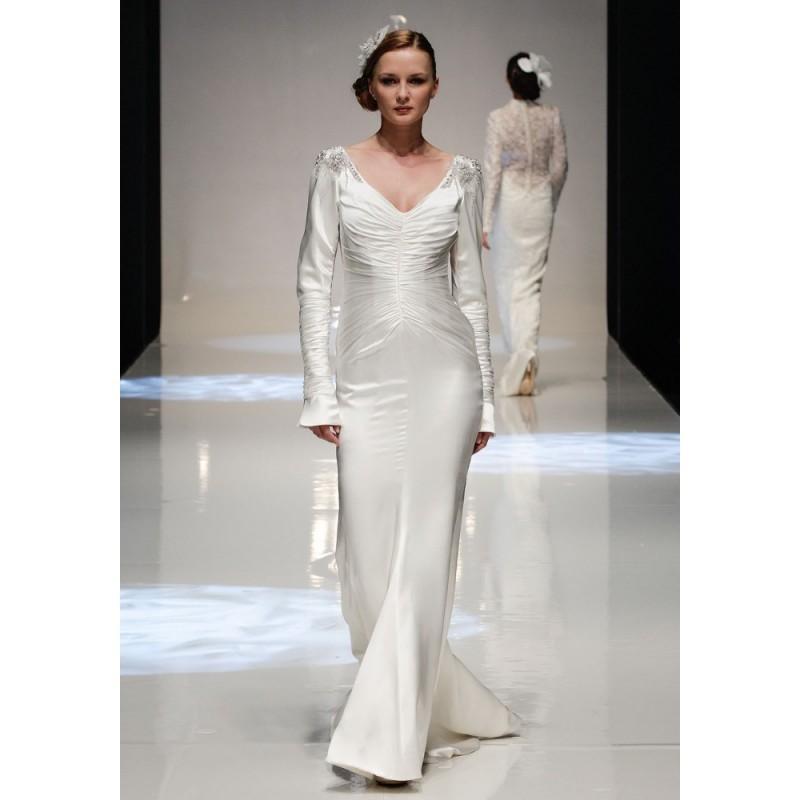 Свадьба - Alan Hannah Dietrich -  Designer Wedding Dresses