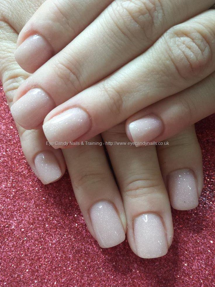 Свадьба - Nude Acrylic Nails
