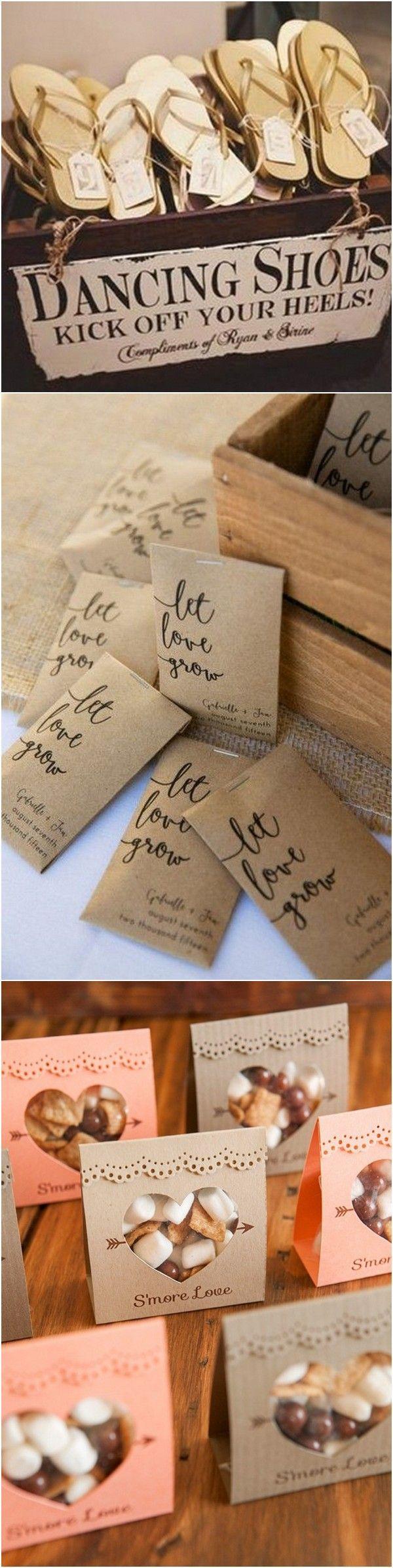 Top 10 Unique Wedding Favor Ideas Your Guests Love 2748125 Weddbook
