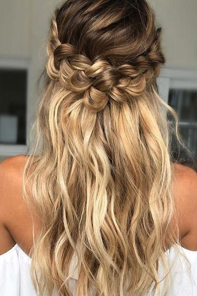Wedding - 36 Braided Wedding Hair Ideas You Will Love