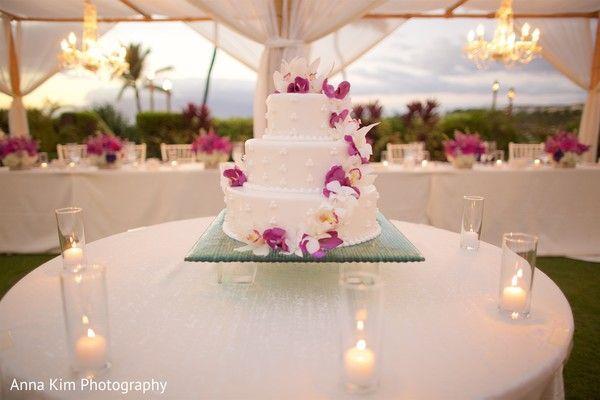 زفاف - Wailea, Hawaii Fusion Indian Wedding By Anna Kim Photography