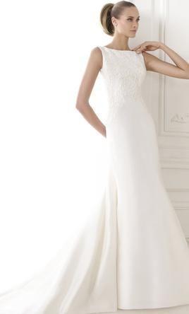 Hochzeit - Pronovias Bonnie, $299 Size: 8