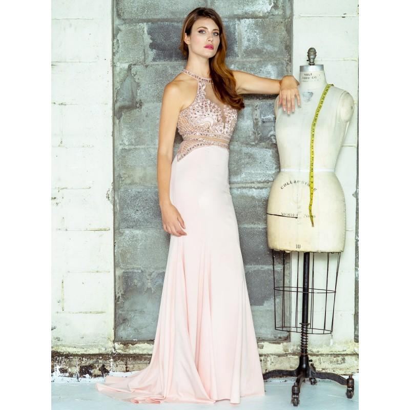 Свадьба - Colors Dress 1669 Blush,Jade,Red,Yellow Dress - The Unique Prom Store