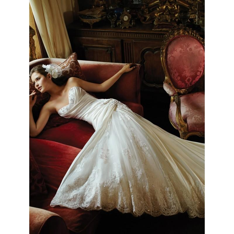 ab1fe4d3d12b Sophia Tolli Wedding Dresses - Style Tulip Y21368 - Formal Day Dresses