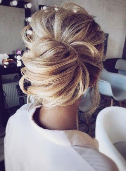 Свадьба - 40 Popular Wedding Hairstyles For Brides, Bridesmaids And Guests