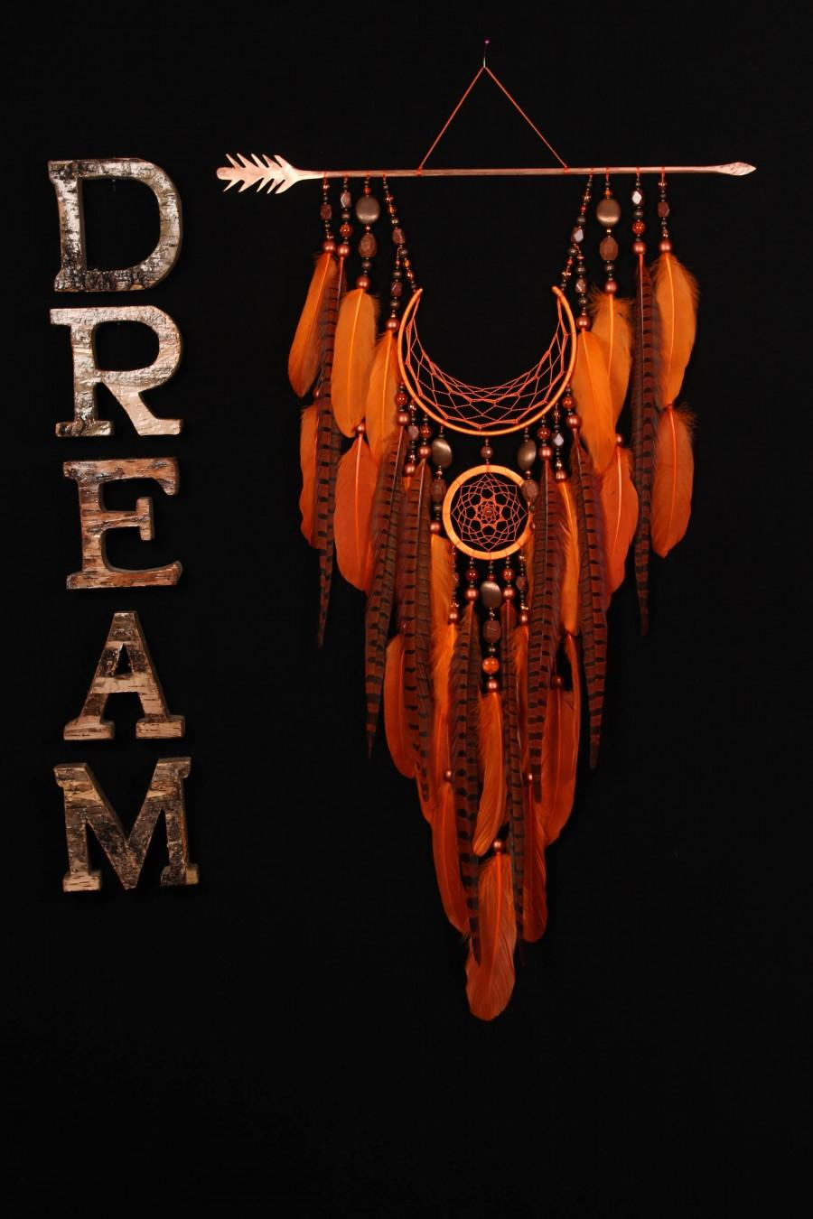 Arrow Dreamcatcher Moon