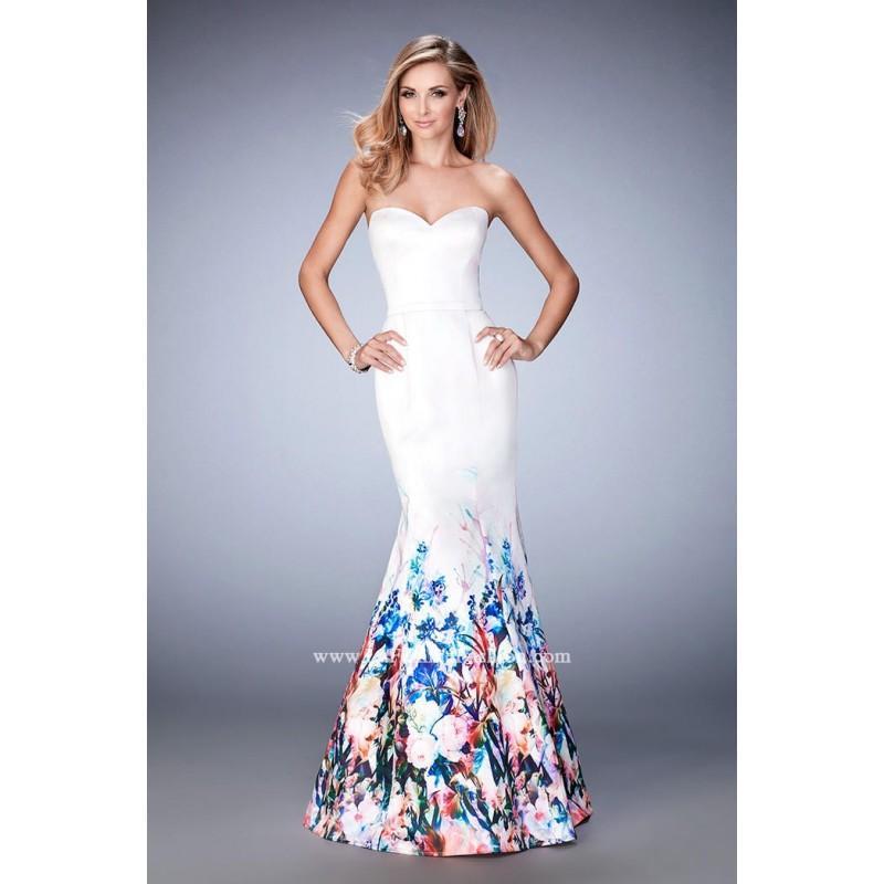 Свадьба - Multi La Femme 22423 La Femme Prom - Rich Your Wedding Day