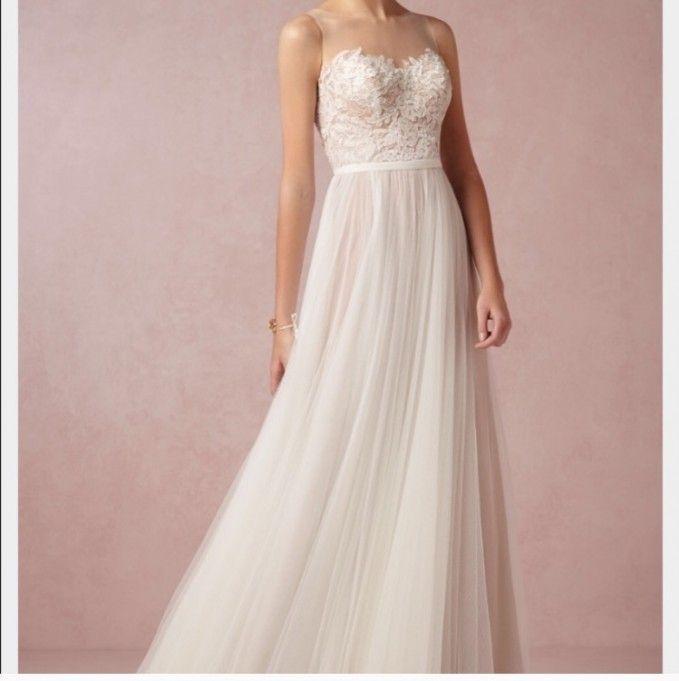 Hochzeit - BHLDN 33158643 Size 4 Wedding Dress