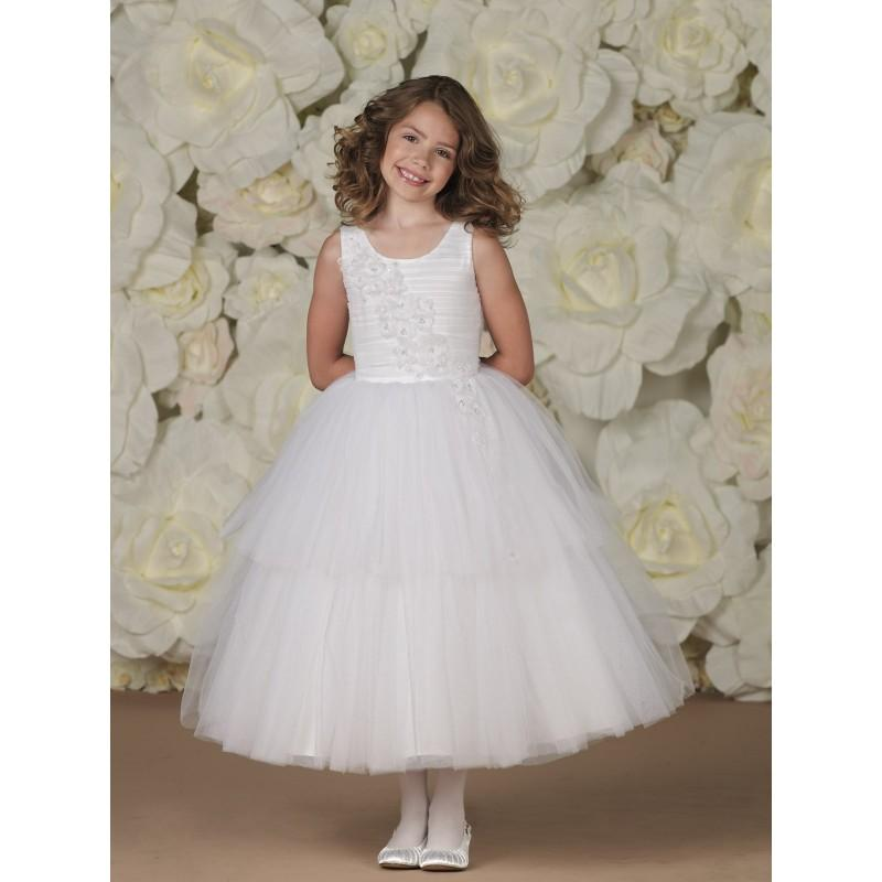 Joan Calabrese Flower Girl Dresses Style 113365 Formal Day