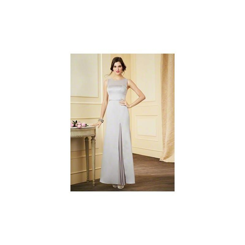 Hochzeit - Alfred Angelo Long Bridesmaid Dress 7285L - Crazy Sale Bridal Dresses