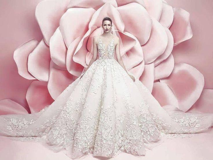 Hochzeit - 「The Campaign」Michael Cinco Bridal Spring 2016 Campaign