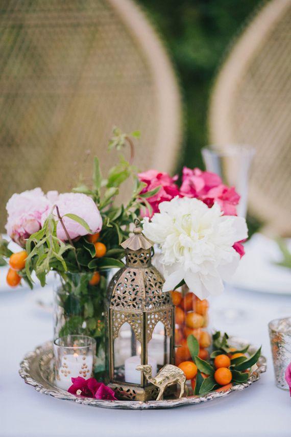 Hochzeit - Moroccan Palm Springs Wedding