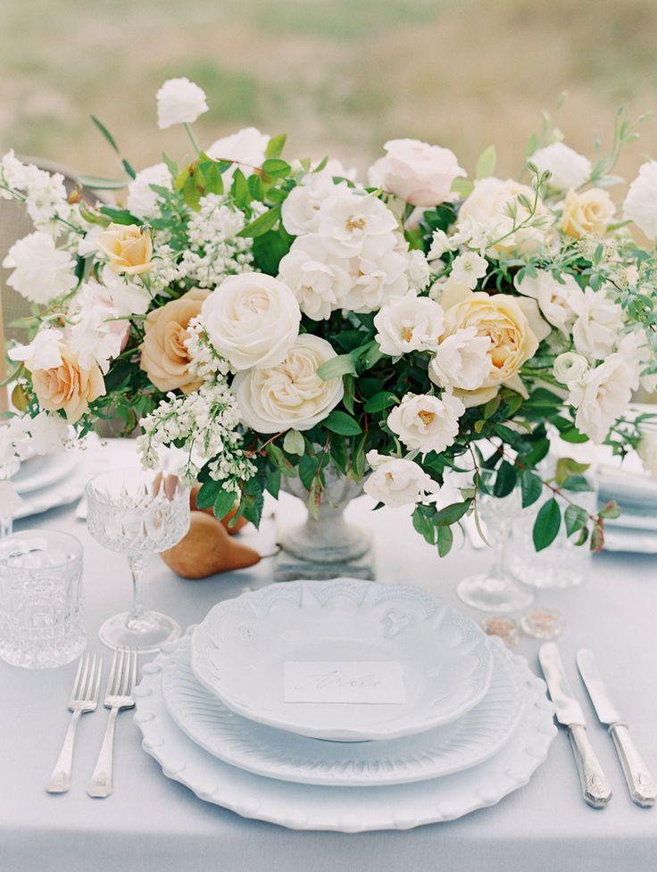 Hochzeit - Romantic   Ethereal Wedding Inspiration