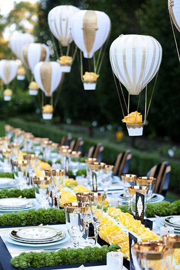 16 Romantic Wedding Decoration Ideas With Balloons 2749522 Weddbook
