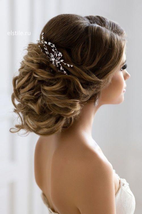 Nozze - Wedding Hairstyle Inspiration - Elstile