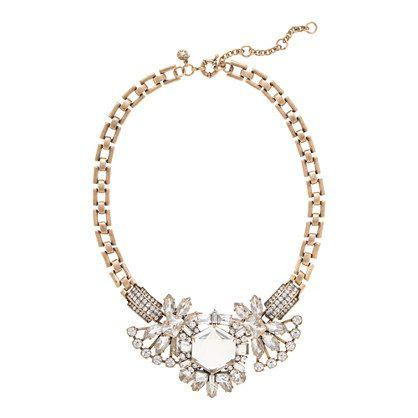 Mariage - Crystal Compilation Necklace