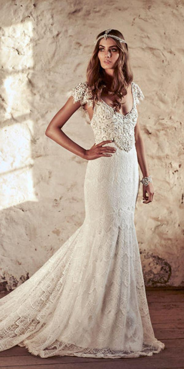 Kleiden Anna Campbell Wedding Dresses 2018 2749624 Weddbook