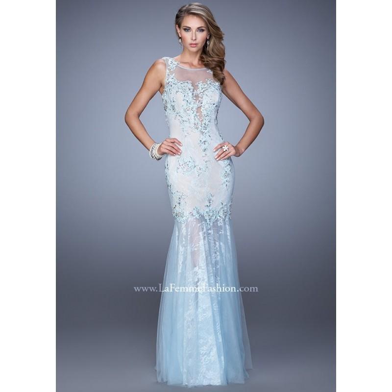 Hochzeit - Gigi 21457 Elegant Illusion Dress - 2017 Spring Trends Dresses