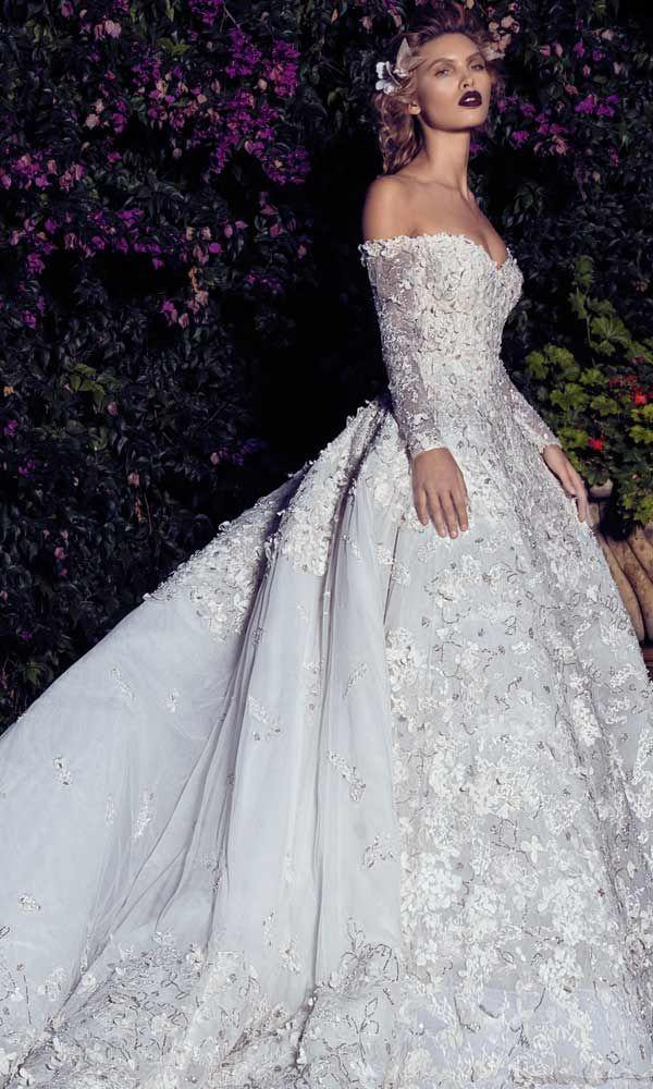 Свадьба - Saiid Kobeisy 2018 Wedding Dresses